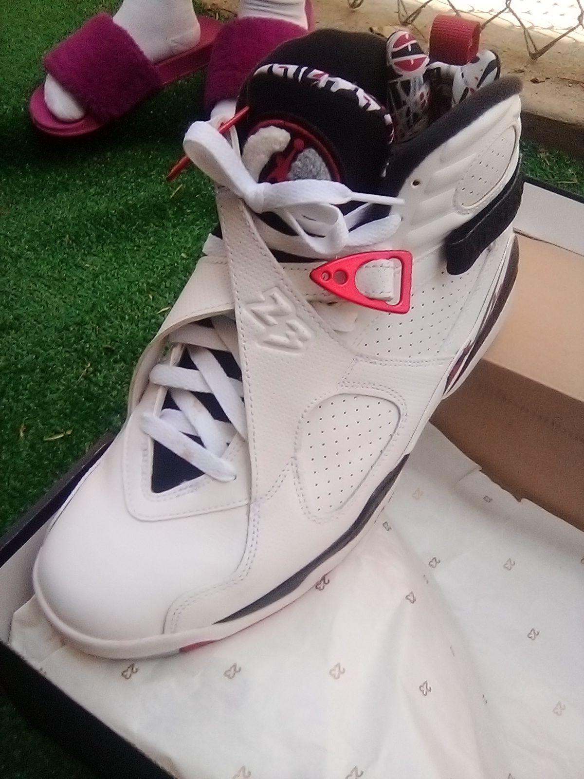 Air Jordan 8 Retro Size:10
