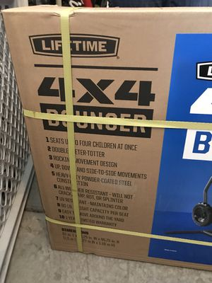 Lifetime bouncer 4x4 for Sale in Syracuse, UT
