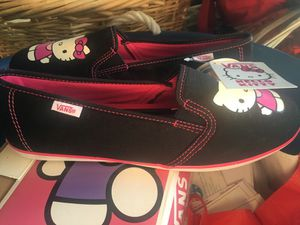 Vans Women's Size 8 Hello Kitty Brand new with tags for Sale in San Diego, CA