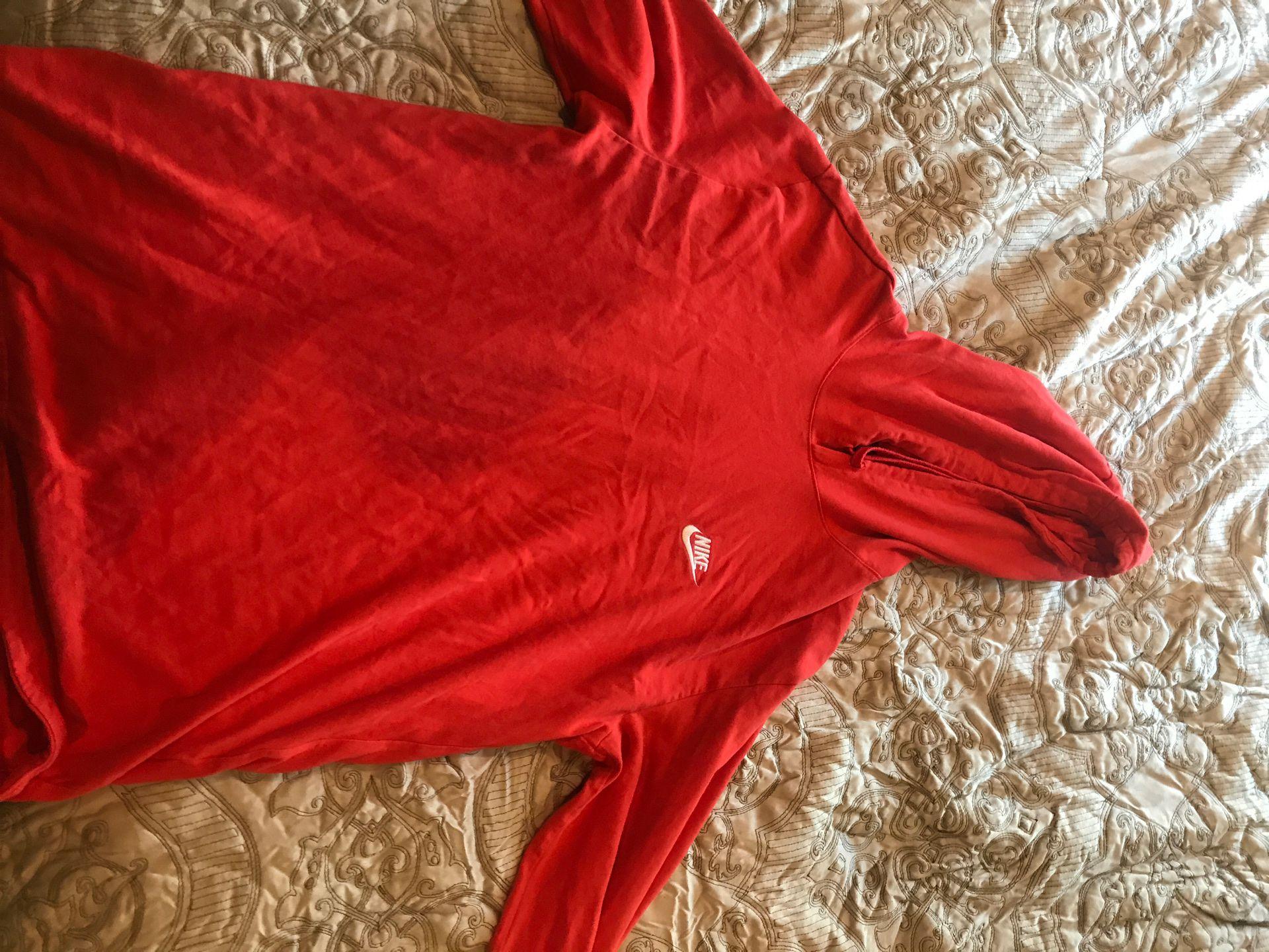Large Nike sweater