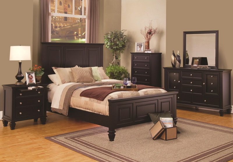 Sandy Beach Complete Bedroom Set
