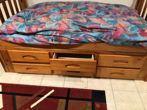 2 twin size beds , identical great sharpe, moving for Sale in Rockville, MD