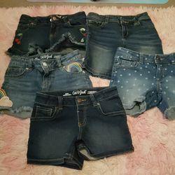Girls Shorts Bundle Thumbnail