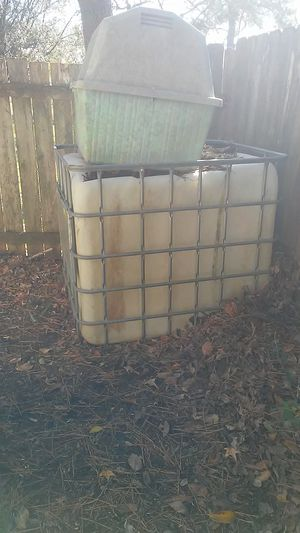 245 gallon Water tank for Sale in Houston, TX