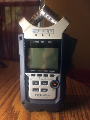 Zoom H4N Pro for Sale in Columbus, OH