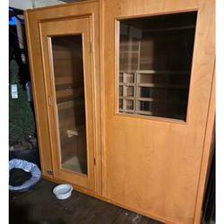 3 Person Infared Sauna  Thumbnail