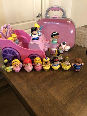 Photo Little People Princess set
