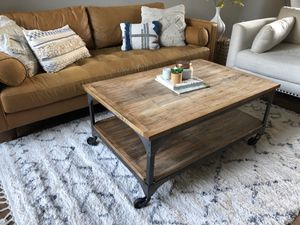 Photo World Market coffee table