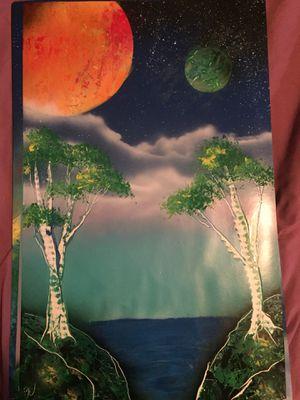 Spray paint art for Sale in Winter Springs, FL