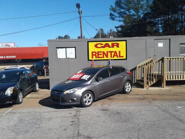 Cash Car Rentals >> Cash Car Rentals 4975 Memorial Drive Stone Mntn Ga 30083 For Sale In