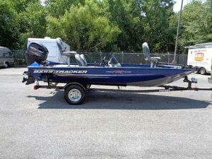 2015 Bass Tracker Proteam 175TF-$13750 for Sale in Frederick, MD