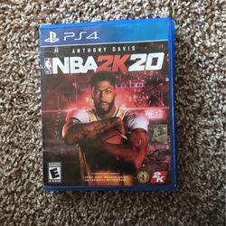 NBA 2k 20 Thumbnail