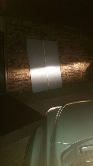 61x80 exterior metal double doors for sale  Tulsa, OK