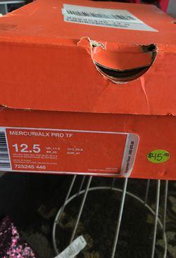 Nike MercurialX Pro TF Thumbnail