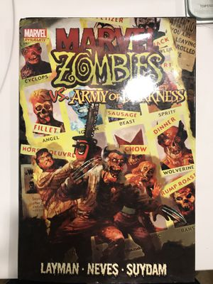 Marvel Zombies VS. Army Of Darkness for Sale in Burtonsville, MD