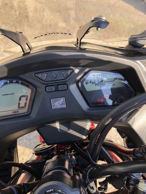 Station Park Honda >> 2018 Honda Cbr650f For Sale In La Grange Ky Offerup