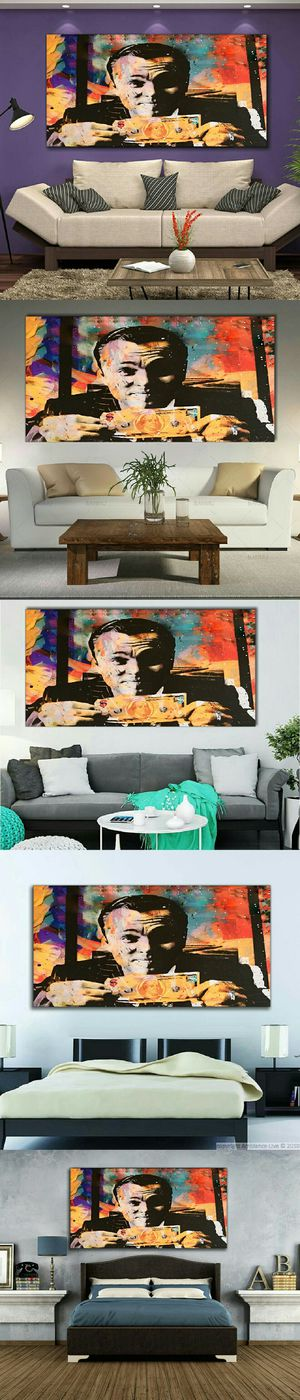 New 2018 Modern Wall Art painting Framed Canvas Home Decor for Sale in Las Vegas, NV