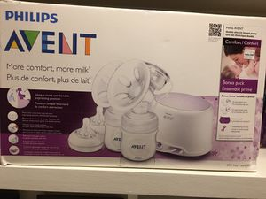 Philip avent breastpump for Sale in Falls Church, VA