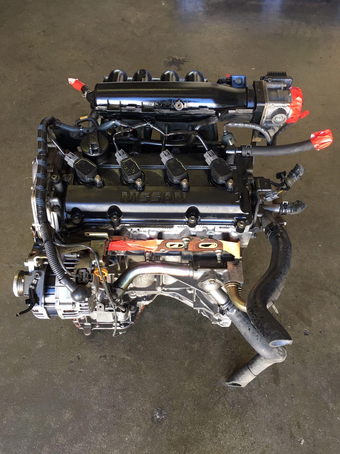 Nissan Altima 2002-2005 engine 2.5L QR25 Motor genuine low miles