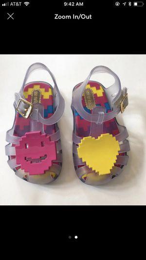 Mini Melissa Aranha Sandals Flat, size 5 for Sale in Washington, DC