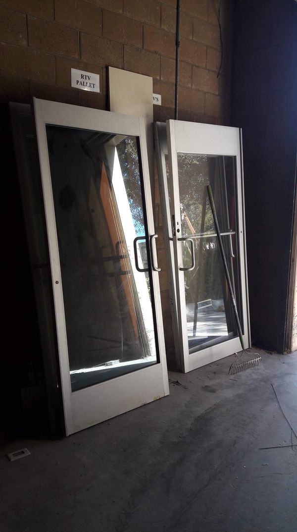 Stainless Steel Glass Doors For Sale In San Diego Ca Offerup