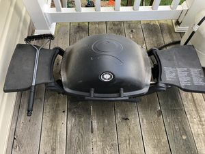Weber Q Gas Grill for Sale in Ashburn, VA