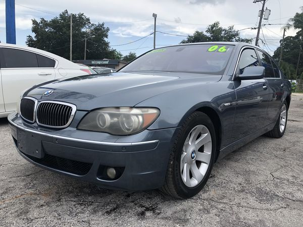 2006 Bmw 750i 105000 For Sale In Pinellas Park Fl Offerup