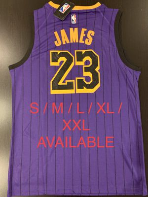 online store 8d458 1b50d New and Used Lakers jersey for Sale in Rancho Cucamonga, CA ...