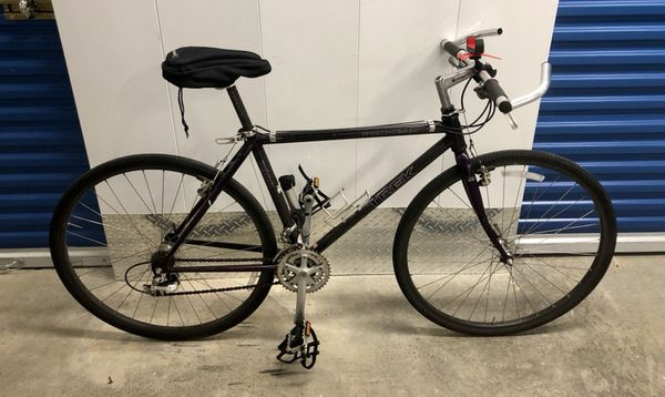 28 Trek Mulrack 7900 21 Sd All Carbon Fiber Hybrid Bike Like New