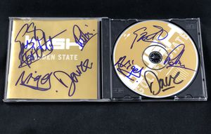 Bush signed CD + booklet for Sale in Azusa, CA