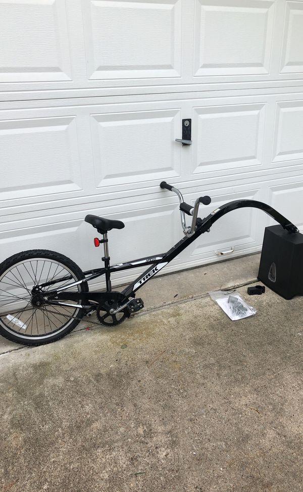 Trek MT 201 Pedal Bike Trailer for Sale in Houston, TX - OfferUp