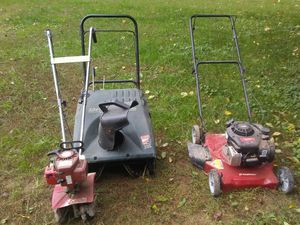 New And Used Lawn Mowers For Sale In Akron Oh Offerup