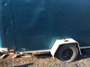 Cargo trailer for sale in good shape for only $900 for Sale in Martinsburg, WV
