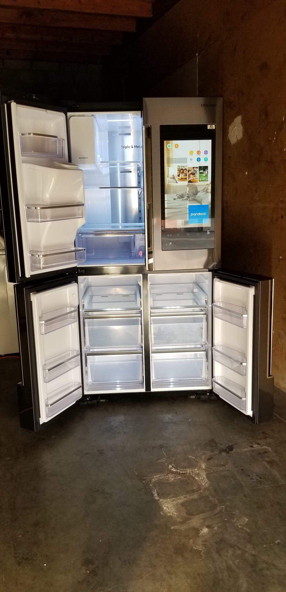 Refrigerador Samsung smart hub