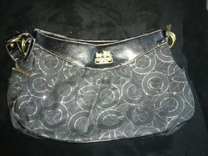 Large coach hand bag for Sale in Centennial, CO