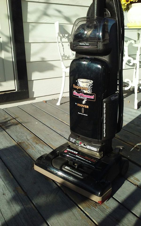 Hoover Wind Tunnel Supreme Vaccume Cleaner Nice For Sale In Palmer