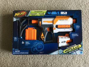 Nerf N-Strike Modulus Recon MKII Kids Toy Christmas Gift for Sale in Milpitas, CA