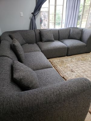 Kelsey 5 Piece Modular Sectional From Dania Furniture For In Lynnwood Wa