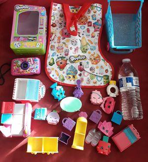 Shopkins toys $8 for Sale in Redondo Beach, CA