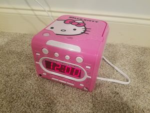 Hello Kitty CD player for Sale in Lemont, IL