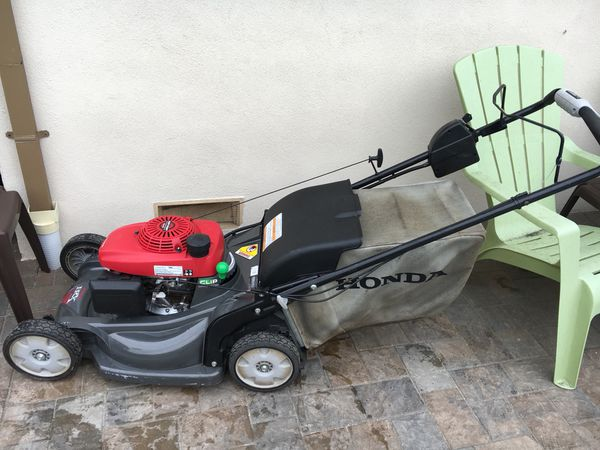 Honda Electric Start Commercial Lawnmower For In Hayward Ca Offerup