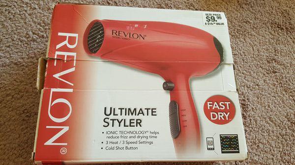 Revlon Ultimate Styler Fast Dry Hair Dryer For Sale In Cockeysville