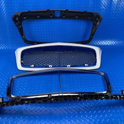 Bentley Continental Gt Gtc Flying Spur Main Grill  Thumbnail