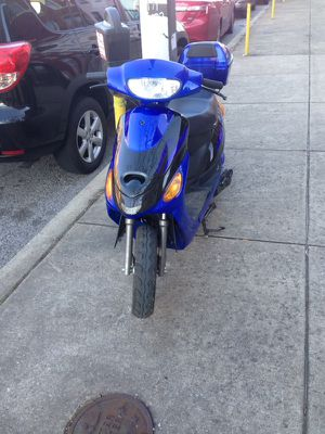 50cc no tittle clean vin for Sale in Baltimore, MD