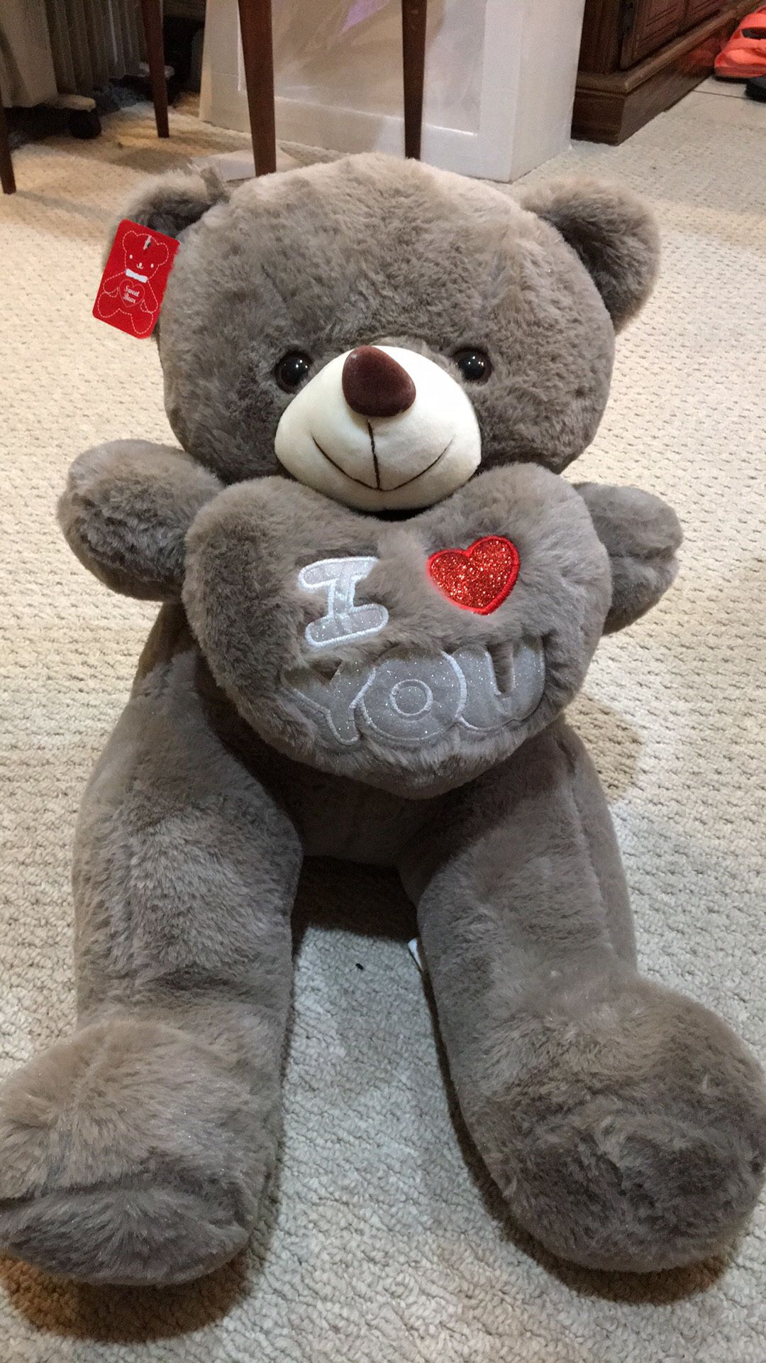 Plush Toy Sweet Bear