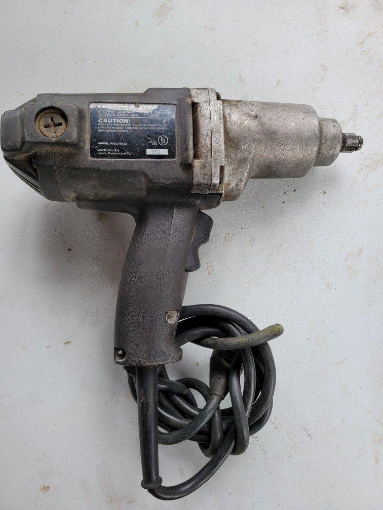 Craftsman Impact Gun