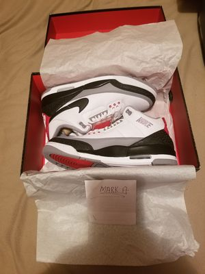 Photo New Jordan 3 Retro Tinker size 10.5