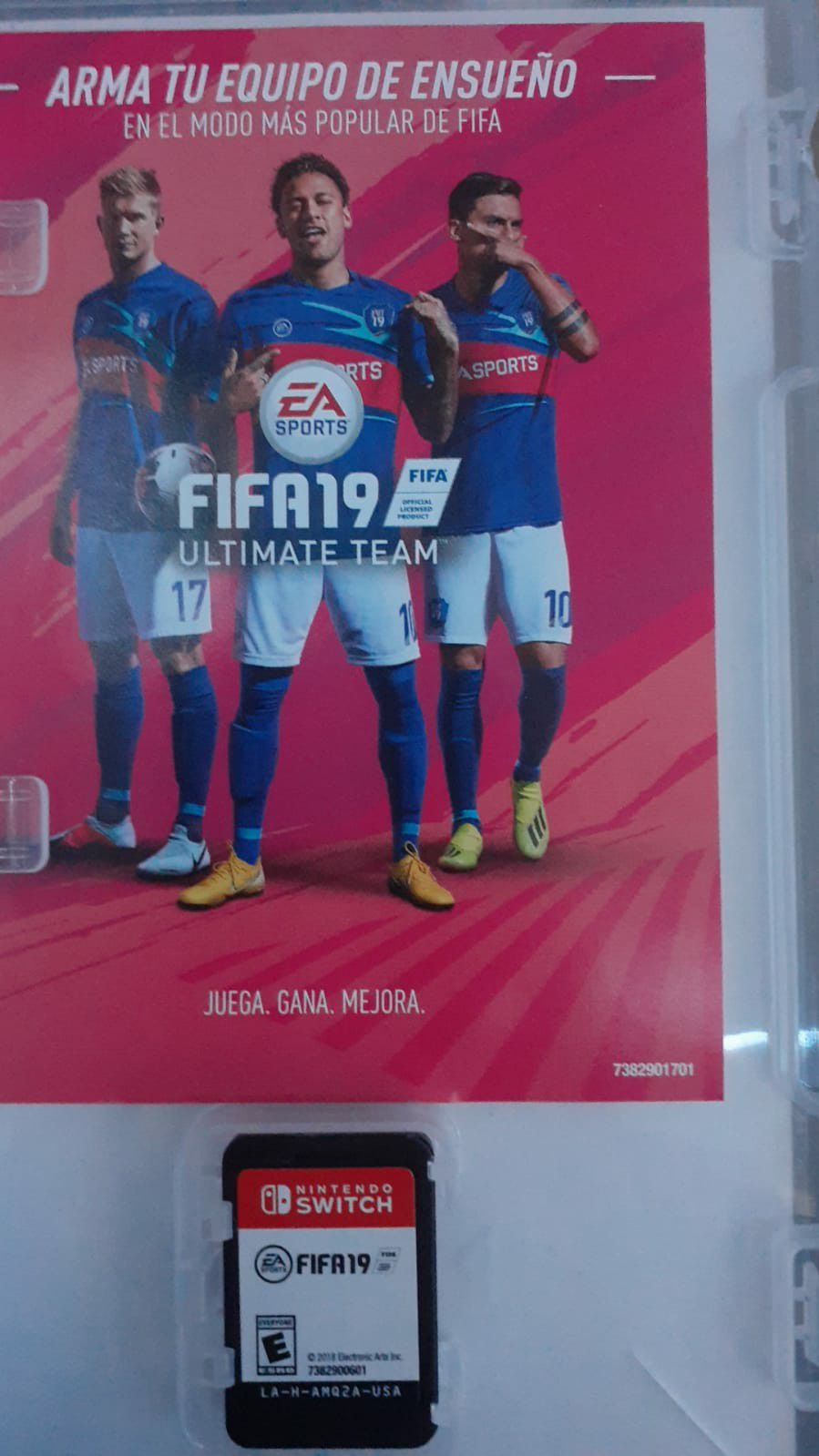 Fifa 2019 Nintendo Switch
