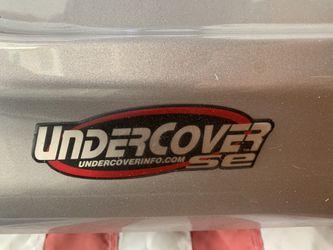 Silver Undercover SE Tonneau Bed Cover Thumbnail