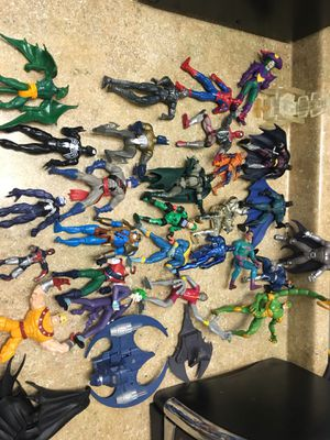 DC comic Batman action figures super hero's for Sale in Chandler, AZ